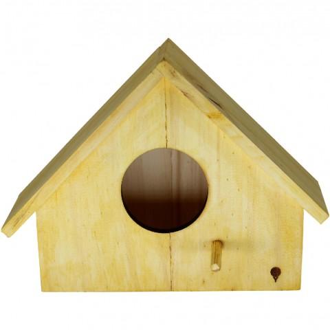 Casa de Pássaros - Natural