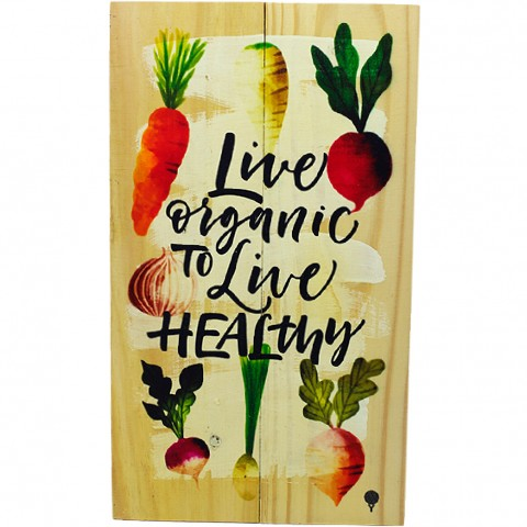 Quadro - Live Organic to Live Healthy